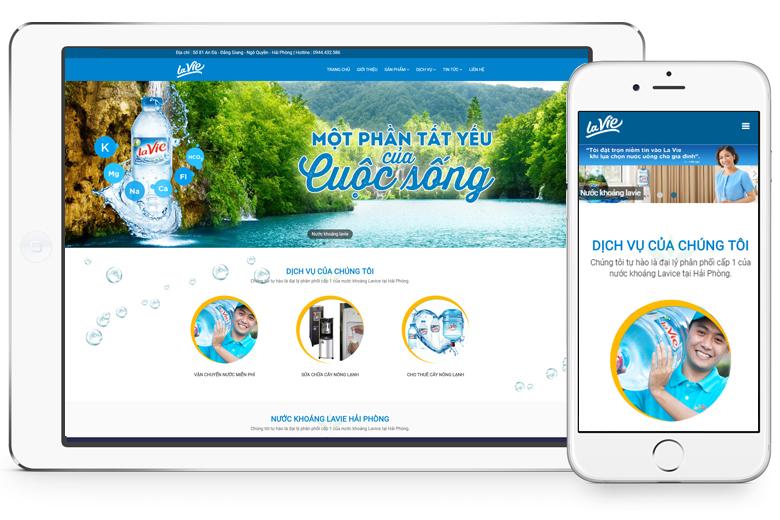 thiết kế web bán hàng online đẹp tại quảng ninh